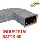 INDUSTRIAL BATTS 80
