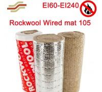 Rockwool  Wired mat 105