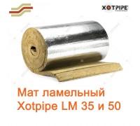 Ламельный мат Хотпайп LM 35 и LM 50 фольгированный