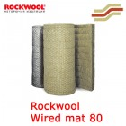 ROCKWOOL WIRED MAT 80
