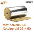 Ламельный мат Хотпайп LM 35 и LM 50 кашированный
