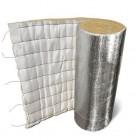 Маты теплоизоляционные прошивные CUTWOOL МТ-PRO из базальтового волокна с защитным покрытием