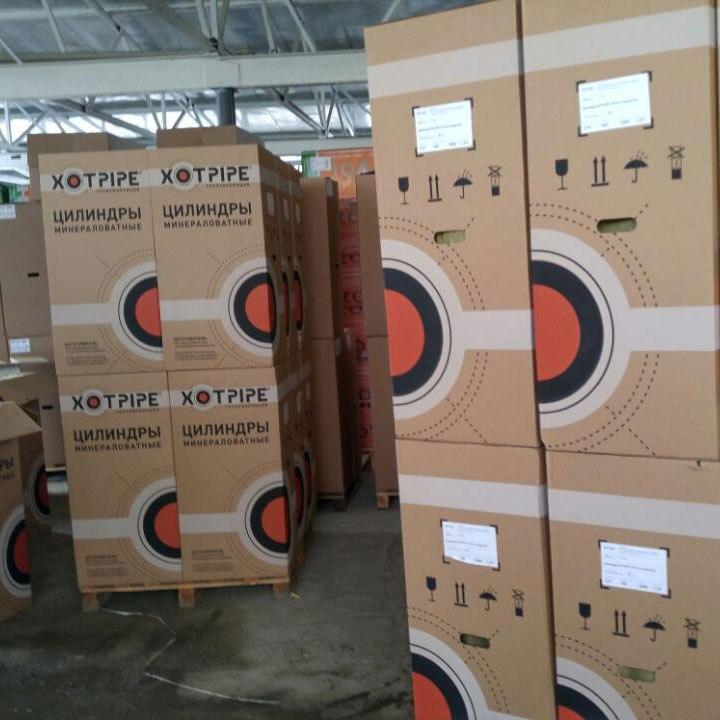 Коробка хотпайп фото цилиндры энергоИзоляция